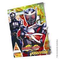 Convite Kamen Rider