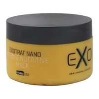 Exo Hair Exotrat Máscara Nano Intensive Nutritive 250ml - Fab Exo Hair Cosméticos
