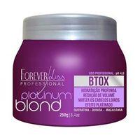 Forever Liss Botox Matizador Intensive Platinum Blond