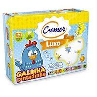 Fralda Luxo Galinha Pintadinha - Cremer