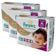 Fralda Pampers Premium Cares com 120 Unidades Tamanho G