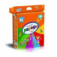 Fralda Papegu Baby Super Pacotao P - 336 Unidades + Toalhinha Umedecida Papegu 50 unidades