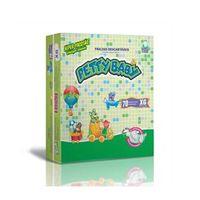 Fralda Petty Baby - Hiper Pacotão EXG - 280 Unidades + Toalhinha Umedecida Petty Baby 50 unidades