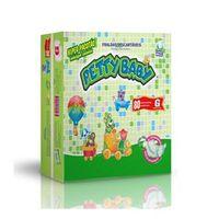 Fralda Petty Baby - Hiper Pacotão G - 320 Unidades + Toalhinha Umedecida Petty Baby 50 unidades