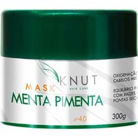 Knut Menta Pimenta Máscara 300G