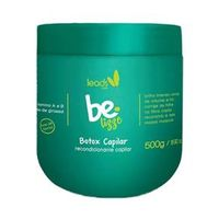 Leads Care Botox Recondicionante Capilar Be Lizze 500g