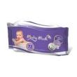Lenços Umedecidos ccom 72 unidades Baby Bath - 025078