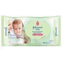 Lenços Umedecidos Johnson`S Baby Toque Fresquinho Com 48 Toalhinhas