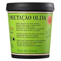 Lola Cosmetics Umectação Oliva - Máscara Capilar 200G