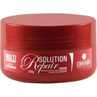 Máscara Solution Repair 250g - Dihair Professional