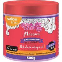 Máscara #Todecacho Tratamento Pra Abalar - Tradicional - Salon Line
