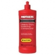 Polidor Mothers Professional Heavy Duty Rubbing Compound