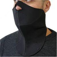 Protetor de Pescoço com Mascara