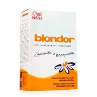 Wella Kit Blondor Camomila - Pó Descolorante + Loção Ativadora