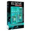 Kit Elseve Hydra Detox 48h Antioleosidade Shampoo 400ml + Condicionador 200ml