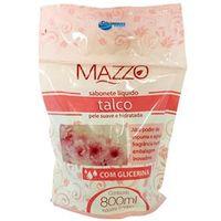 Sabonete Líquido Mazzo Refil Com Glicerina 800ml Talco 1023819