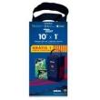 Kit Gillette Aparelho de Barbear Mach3 Sensitive + Carga 2 Unidades + Porta Chuteira
