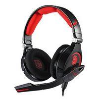 Headset Tt Sports Cronos Gaming - com Controle de Volume E Microfone - Thermaltake Ht - Cro008Ecbl