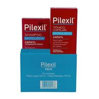 Pilexil Pack Antiqueda Capilar Tônico 120Ml +Shampoo 150Ml