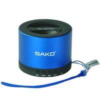 Alto - falantes - Caixinhas de Som - azul - SAKO três temas yt2 Alto - falante Bluetooth wireless mini computador portátil apare