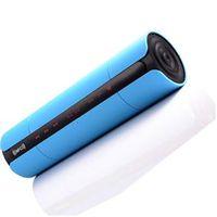 Alto - falantes - Caixinhas de Som - azul - TinSan Bluetooth sem fio de Alto - falante mini cartão áudio do telefone computador