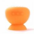 Alto - falantes - Caixinhas de Som - laranja - Kdata suporte Bluetooth mini - ventosa orador laranja portátil Bluetooth wireless
