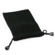 Bolsa de veludo Fone de ouvido - enas bolsa de veludo headset Bluetooth Ken