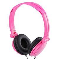Fone de ouvido - Ao Luma AVOVA AH601MV telefone auricular headset computador fone de ouvido de alta qualidade - de - rosa elegan