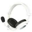 Fone de Ouvido - branco - Bravos companheiros E021 cantar Microfone de Ouvido headset branco