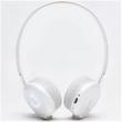 Fone de ouvido - Desça a versão inteligente sem fio Bluetooth branco da versão clássica do Capitão América