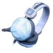 Fone de ouvido - dismo Di Shimo Headset G901 headset gaming PC desktop com baixo de microfone música G901 voz azul branco
