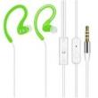 Fone de ouvido - Fio de fone de ouvido JTX Y01 com orelha do verde fresco