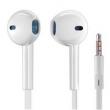 Fone de ouvido - Fones de ouvido branco DDJ -
