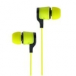 Fone de ouvido - Hardaway CX370 fones de ouvido com fio verde