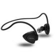 Fone de Ouvido - Headset Bluetooth sem fio preto - A840BL dimensão Awei com Fone de Ouvido de ouvido Bluetooth sem fio preto