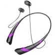 Fone de Ouvido Headsets - roxo escuro - Bluetooth Headset 40 pingente de cor fone estéreo