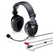 Fone de ouvido - Indústria montanha SANWA choque vibração de graves com suporte remoto PS3XBOX MMHSVC1