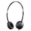Fone de ouvido - Indústria montanha SANWA elegante simplicidade Headset MMHPST04BK preto