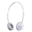 Fone de ouvido - Indústria montanha SANWA elegante simplicidade Headset MMHPST04W branco