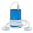 Fone de ouvido - movendo BT01HE1 estilo ouvido headset wireless headset luz azul
