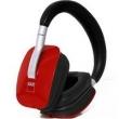 Fone de ouvido - NAD VISO HP50 fones de ouvido estilo ruído redução de cabeça vermelha