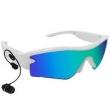 Fone de ouvido - Orcs inteligentes canções fones de ouvido Bluetooth Universal óculos de sol