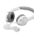 Fone de ouvido - PISEN fone de ouvido auricular com fios luar de prata