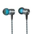 Fone de ouvido - PLEXTONE Pu orelha fio graves que funciona com fones de ouvido desportivos - Phantom Blue