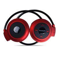 Fone de ouvido - Qiqi fone de ouvido fone de ouvido vermelho