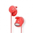 Fone de ouvido - Sound City UrbanearsMedis ossos do ouvido fones de ouvido de telefone fio fone de ouvido MIC tomate maré vermel
