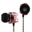 Fone de Ouvido - T1 vermelho rubi - ttpodT1 T1 rubi Fone de Ouvidos de ouvido vermelho -