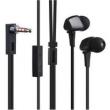 Fone de ouvido - Tom Long TOMDRAGON TM13 clássico baixo triângulo telefone headset fio de metal com modelos de moda preto