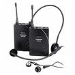 Fone de ouvido - Tours vitória Takstar UHF938 fone sem fio microfone headset Ensino guiadas