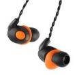Fone de ouvido - UldU607 orelha fio universal com macarrão de graves mp3 fone de ouvido intra - auriculares telefone vermelho
